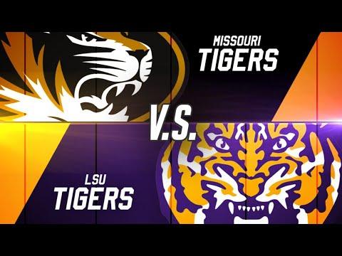 Gameday Pregame | (17) LSU vs Mizzou | October 10, 2020