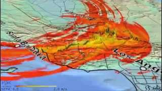 M8 Simulation on the San Andreas Fault
