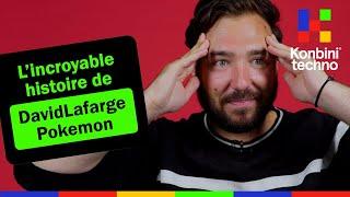 De ses débuts sur YouTube à sa descente aux enfers, David Lafarge raconte son incroyable histoire
