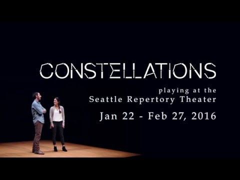 Constellations at Seattle Repertory Theatre