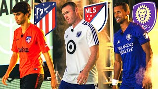 JOAO FELIX VS ROONEY VS NANI | MLS ALL STAR SKILLS CHALLENGE ⚽🎯🔥