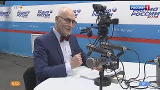 «Вести Омск», утренний эфир от 9 апреля 2021 года