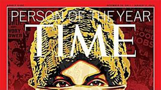 Time Magazine Names the Protester Its 2011 Person of the Year