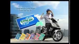 Quảng cáo kẹo Singum coolair
