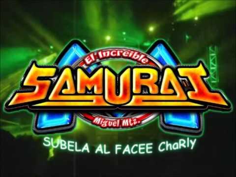 Sonido Samurai-- La Cumbia De La Bahia 2013