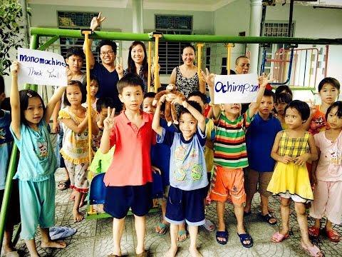 Trip to Visit Chua Duc Son Orphanage