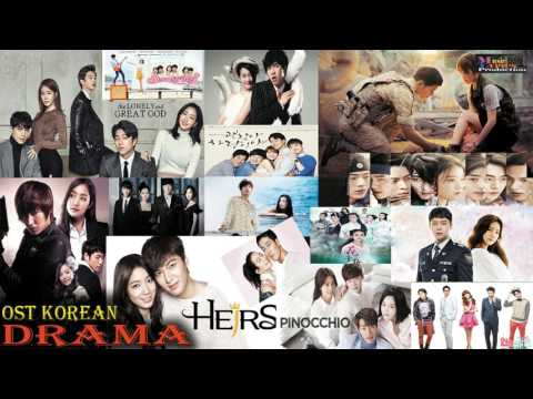 OST Korean Drama The Best 2017 - Sountrack Korean Popular Drama Sad Make you cry