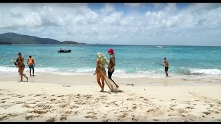 MOST INCREDIBLE PRIVATE ISLAND ADVENTURES w. BEAUTY GURUS