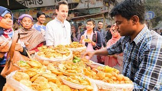 LEVEL 9999 Street Food in Dhaka, Bangladesh - The BRAIN FRY King + BEST Street Food in Bangladesh!!!