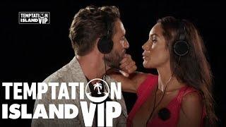 Temptation Island VIP - Delia e Alex: il falò di confronto