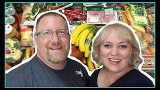 SHOPPING FOR A LARGE FAMILY!  |  GROCERY HAUL!  |  SHOP TILL YOU DROP!