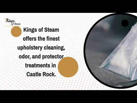 Finest Upholstery Cleaning Services Castle Rock CO
