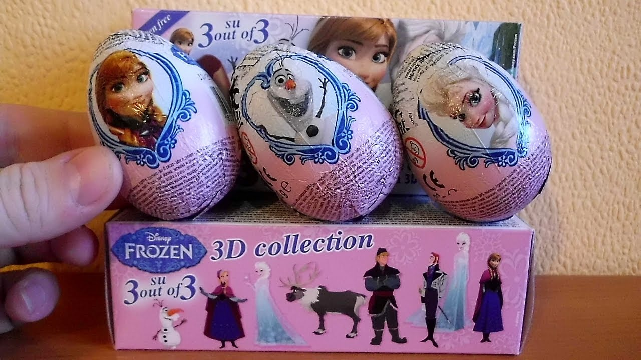 Set 2 The Search for Elsa Disney Frozen Movie 3-Pack ...