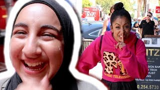 SURPRISING MY LITTLE SISTER WITH LIZA KOSHY!!