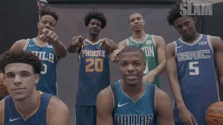 Behind The Scenes With The Class of '17 | SLAM Cover Shoots