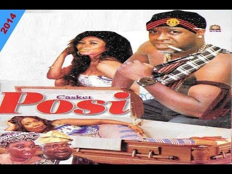 Posi (Casket) - Yoruba