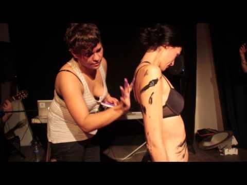 bodypaint by lutxana art* hacia lo salvaje