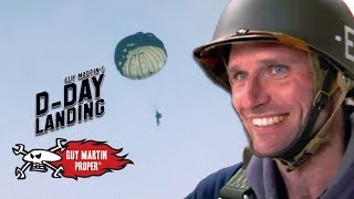 Guy's First D-Day Jump | Guy Martin Proper