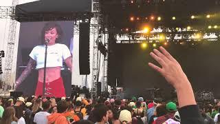 Kehlani - Honey (Live at CampFlogGnaw)
