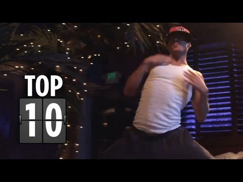 Top Ten Reasons We Love Channing Tatum - Movie HD