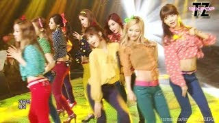 SNSD(소녀시대) - DANCING QUEEN 댄싱퀸 Stage Mix~~!!