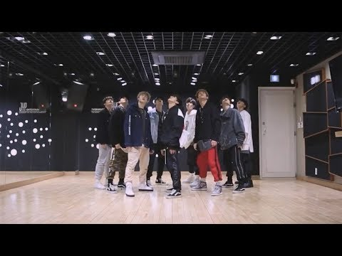 Stray Kids (스트레이 키즈) - Hellevator Dance Practice (Mirrored)