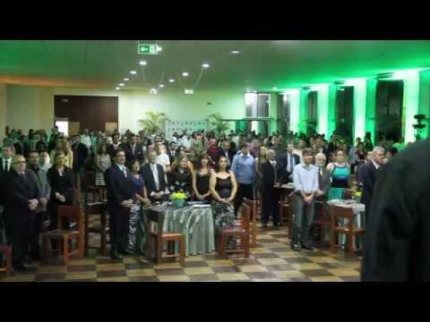 Imagem post: Cerimônia de Abertura – V EMSEG-Sergipe