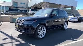 2019 Land Rover Range Rover Pasadena, Arcadia, Monrovia, Alhambra, Los Angeles, CA R19570