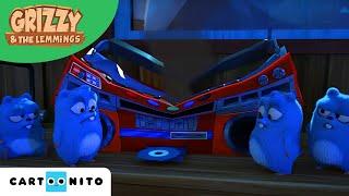 Grizzy și lemingii   Vise frumoase   Boomerang