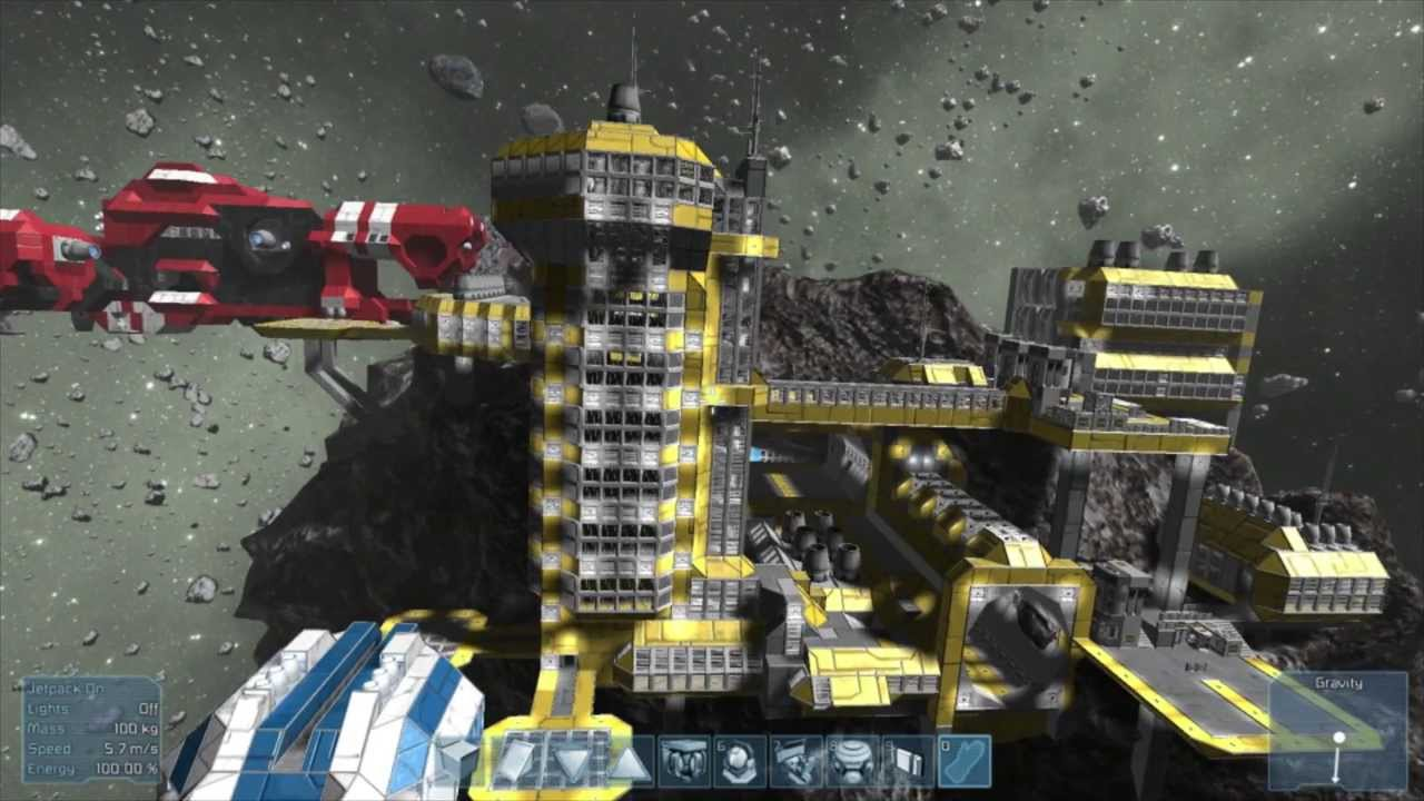 Space Engineers - A R S E