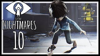 LITTLE NIGHTMARES # 10 😱 Kids Geschichte DLC Start! [HD60] Let's Play Little Nightmares