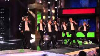 """9th Performance - Vocal Point - """"Every Little Step"""" By Bobby Brown - Sing Off - Series 3"""