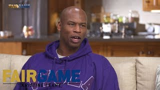 Al Harrington on being offered $450,000 cash advance to play basketball all in college | FAIR GAME