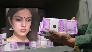Money laundering probe: ED summons Rhea Chakraborty over t..