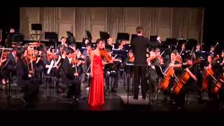 Romanze for Viola by Max Bruch - The Harker School Orchestra
