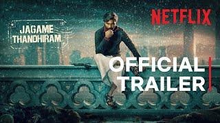 Jagame Thandhiram (Telugu ) Netflix Movie Video HD