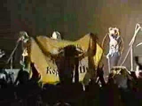 Король и Шут -Помоги мне! (Томск,2003 год)