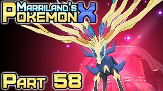 Pokémon X, Part 58: Xerneas the Legendary Pokémon!