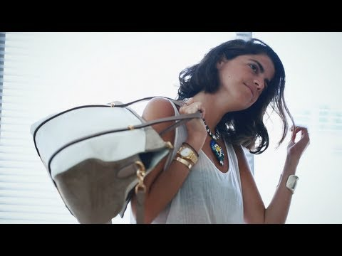 NINA RICCI -- Ballet Bag -- Leandra Medine Interview