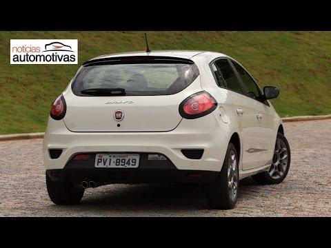 Novo Fiat Bravo BlackMotion 2016 - NoticiasAutomotivas.com.br