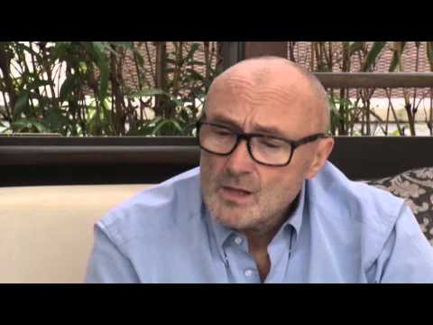 Phil Collins Is Making Music Again - YouTube