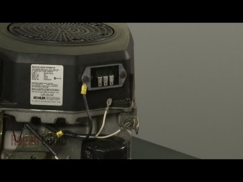 Small Engine Voltage Regulator Rectifier Replacement