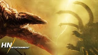 Why Is Rodan Fighting Ghidorah? | Godzilla: King of the Monsters