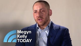 Kevin Hines Jumped Off The Golden Gate Bridge – And Lived | Megyn Kelly TODAY