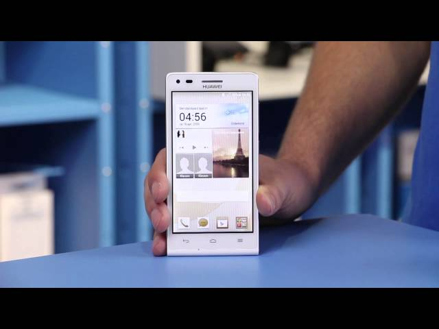 Belsimpel.nl-productvideo voor de Huawei Ascend G6 White