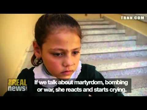 Psychological Warfare in Palestine