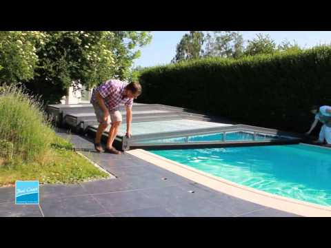Abri piscine super bas interview mr loriaux pool cover for Aladdin abri piscine