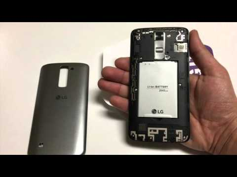 LG k7 Unboxing & Review