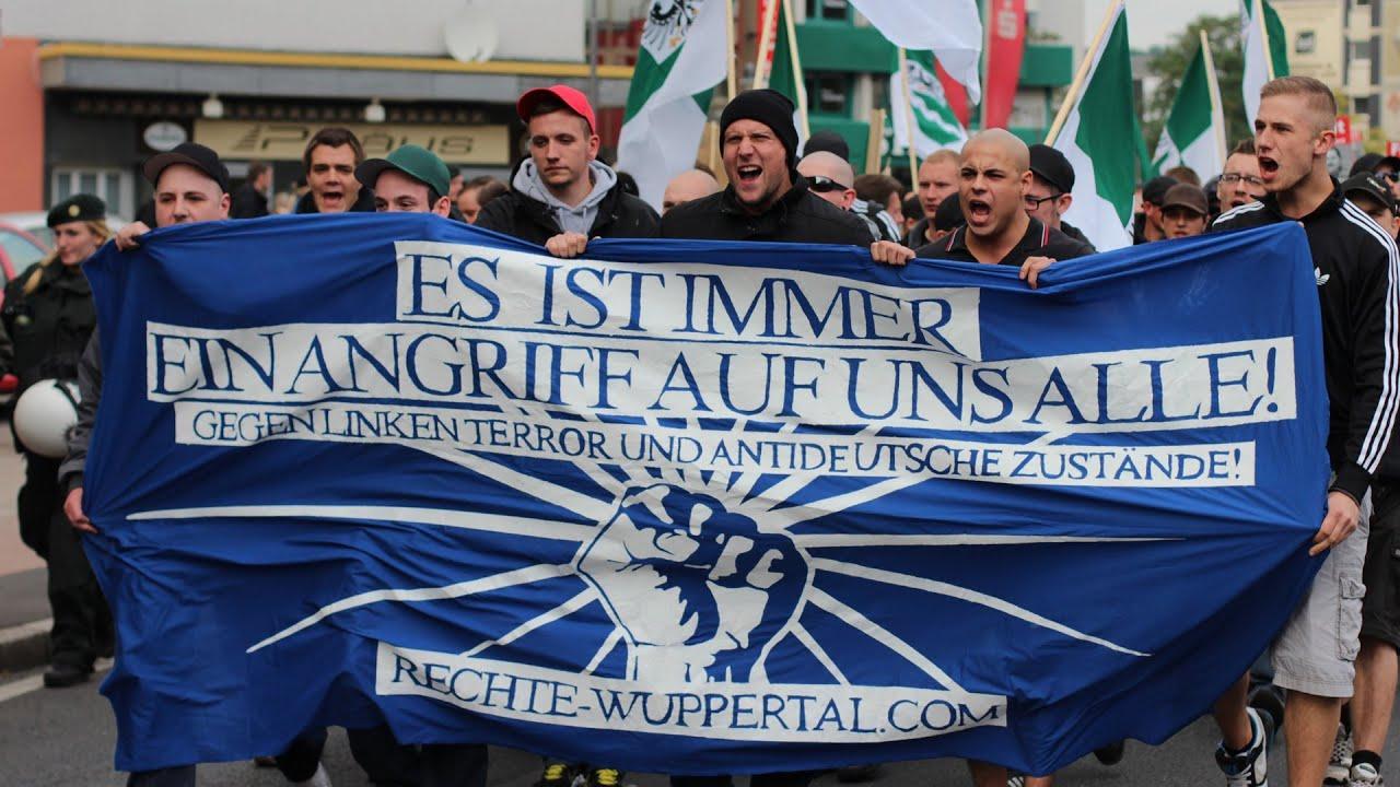Max Damage Antideutsche