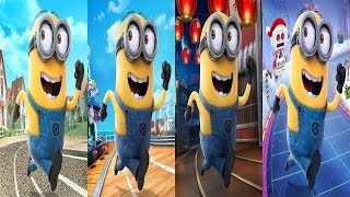 Despicable Me - Minion Rush Android Gameplay - 4 Minion Rush Ep 8